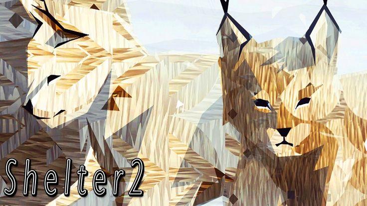 Shelter 2 - Aprendendo a Caçar, Alimentando Os Filhotes! (#1) (Gameplay/...