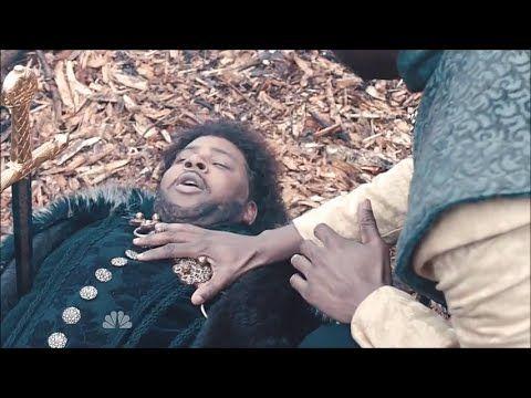 SNL Taraji.P.Henson Game Of Thrones Meets South Centros Hood In SNL Spoof - YouTube