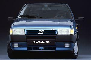 Fiat Uno turbo DS (1989)