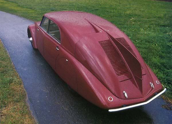 1934 Tatra 77 | repinned by an #advertising agency from #Hamburg / #Germany - www.BlickeDeeler.de