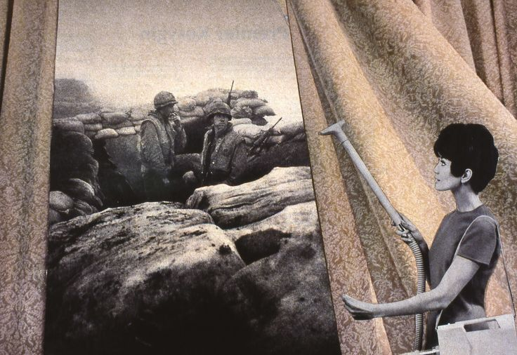 Martha Rosler. Dom piękny. Przynosząc wojnę do domu – Miesiąc Fotografii w Krakowie