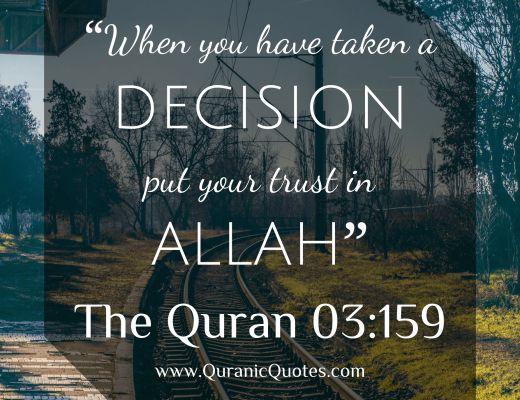 #226 The Quran 03:159 (Surah al-Imran)