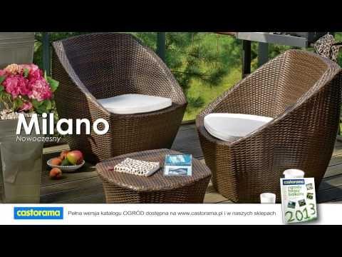 Meble Ogrodowe - Milano