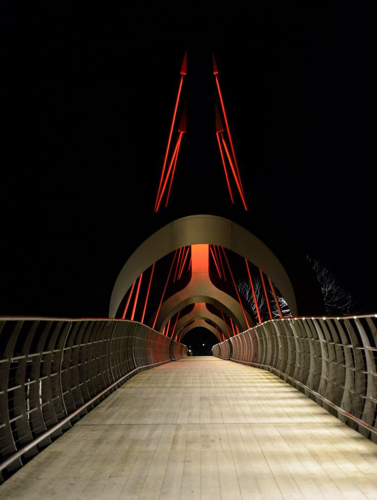design-dautore.com: Sölvesborg Bridge, Sweden