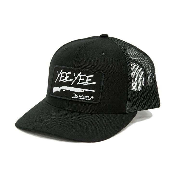 "Yee Yee ""Blackout"" Hat - Granger Smith Store"