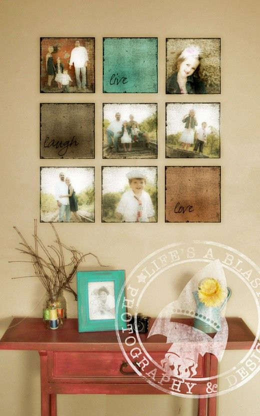 """Picture framing ideas   Top 10 easy DIY home decor projects do this with wedding pictures """"you will"""" """"forever be"""" """"my always"""""""