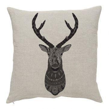 Woontrend Warm Grey   Kussen Hert   Eijerkamp #interieur #woontrends #woonideeën #inspiratie