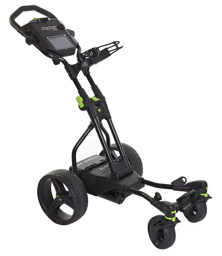 Split Pedal Stability Chair With Handles: 24 Best Bag Boy Manual Golf Trolleys, Electric Carts