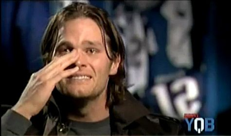 tom+brady+crying+after+loss | The Tom Brady Crying Video To Make You Laugh