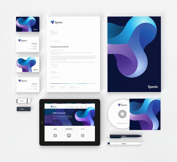 Syonix / Branding on Behance