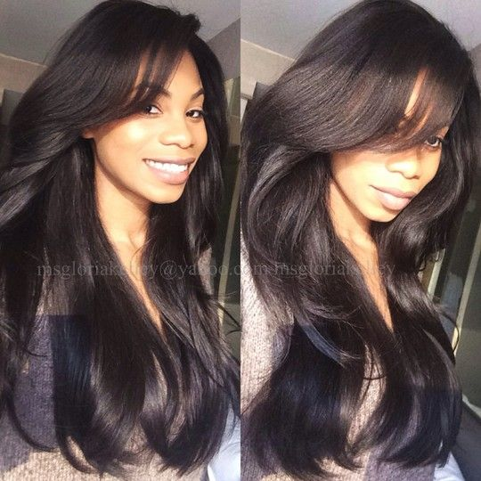 Having long hair can give you many ways to style your hair. You can get new look everyday by simply following hairstyle ideas for long hair.
