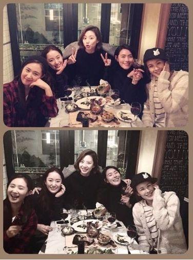 Yuri, Kahi, Chaeyeon, Park Soo Jin & Jun Hye Bin, The 5 Beautiful Ladies http://www.kpopstarz.com/articles/146798/20141205/yuri-kahi-chaeyeon-park-soo-jin-jun-hye-bin-the-5-beautiful-ladies.htm