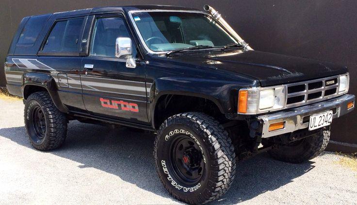 Toyota Hilux Surf SSR 1986