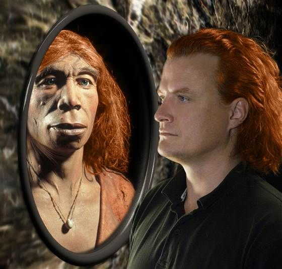 Which parts of us are Neanderthal? Our genes point to skin and hair