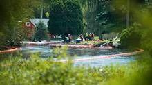 U.S. regulator blocks restart of Enbridge's Wisconsin pipeline after 'unacceptable' spill
