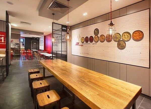 Design showcase: new KFC format for Turkey - Retail Design World
