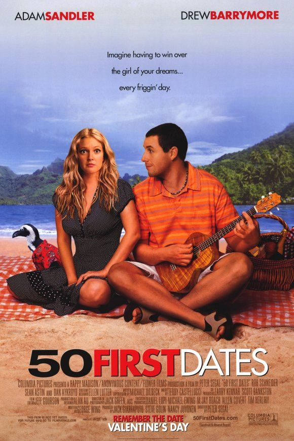 50 first dates stream online