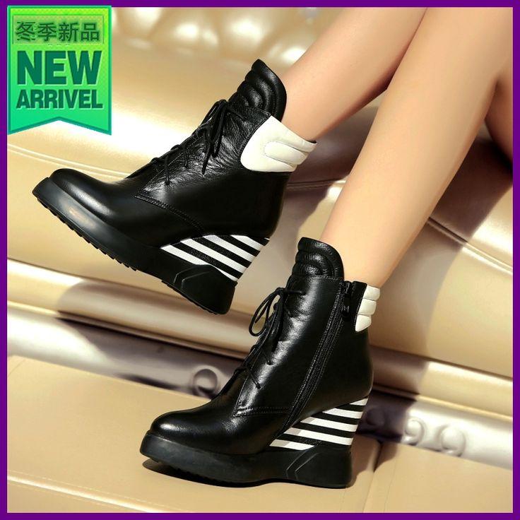Купить товарЖенская обувь лодыжки высокие каблуки короткие платформы танкетке осень обувь байкер черные туфли Большой размер DTN09 1 в категории Ботильонына AliExpress.         Женская обувь щиколоток сапоги короткие сапог%
