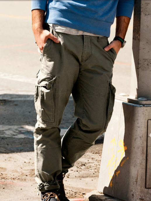 how to buy cargo pants