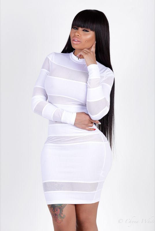Blac Chyna I truly dont like her but shes kinda gourg | F ...