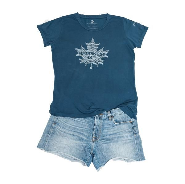 Unity Girl's T-Shirt, Sea Blue