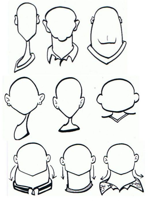 How to Draw Caricatures Drawing caricatures   is very easy and a lot of fun. As you can tell, there is no proportion  here. Draw how ever yo...