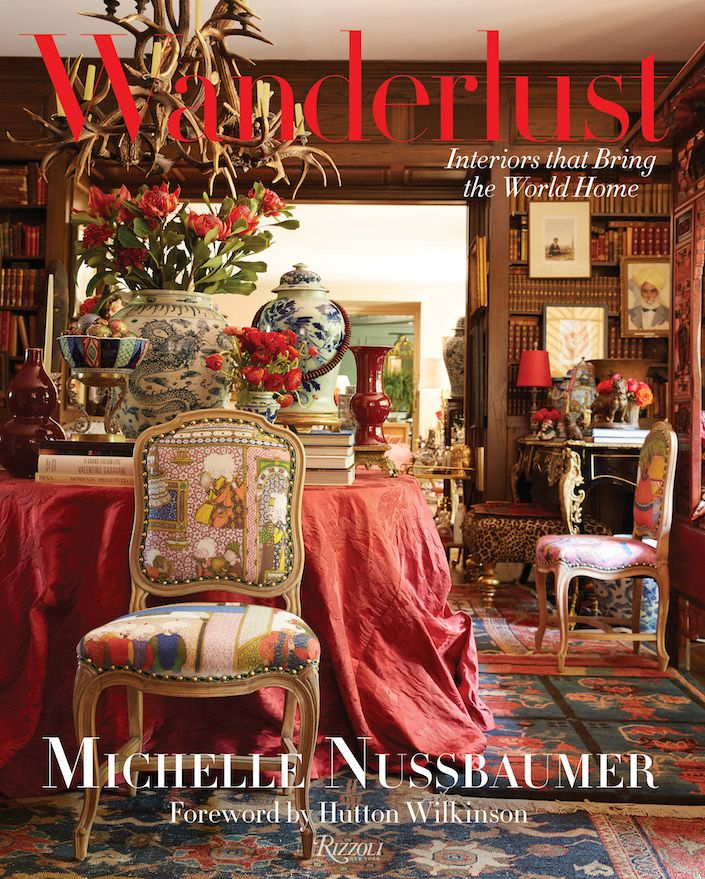 Designer Michelle Nussbaumers Eclectic Interiors Are Largely Influenced By The Treasures Shes Collected On Her Travels