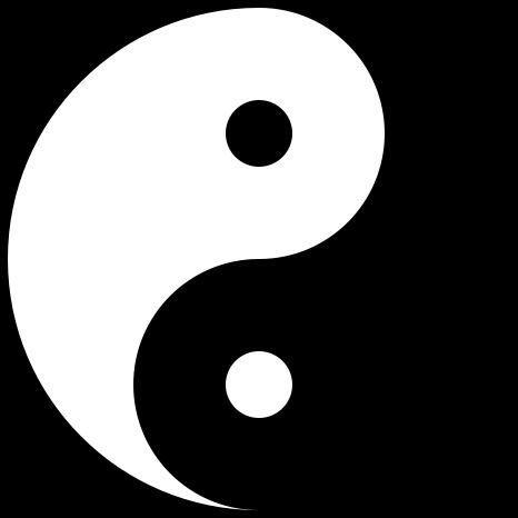 1000 id es sur le th me le yin et le yang sur pinterest for Deco yin yang