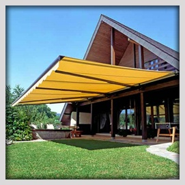 Retractable Awnings are a great solution for you porch, deck and patio!