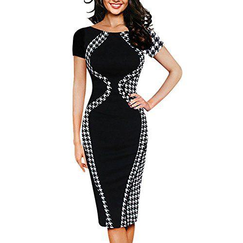 the best attitude 2eaea 06553 Damark Vestito Elegante da Donna Gonne Lunghe a Vita Alta ...