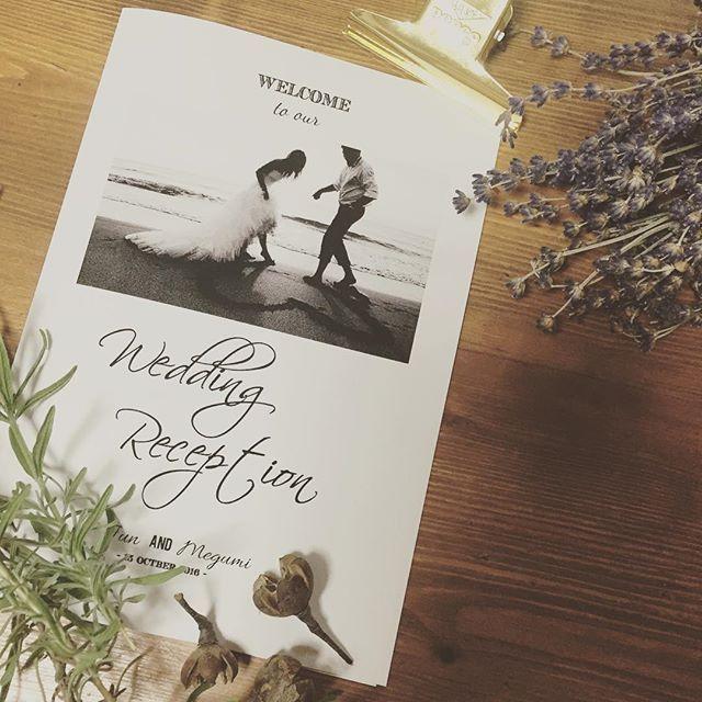 近日中に8Pフルオーダーのウエディングブックの販売を始める予定です。 #ウエディングブック #ウェディングブック #wedding #席次表 #ペーパーアイテム #フルオーダー #結婚式 #プレ花嫁 #2016秋婚 #2016冬婚 #プロフィールブック