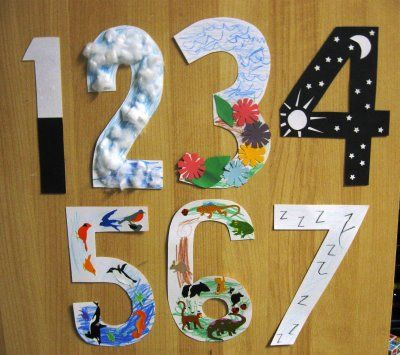 Creation craft: Numbers Crafts, Crafts Ideas, Mystery Of History, Bible Lessons, Schools Ideas, Sunday Schools, Posters Boards, Creations Crafts, Day Of Creations