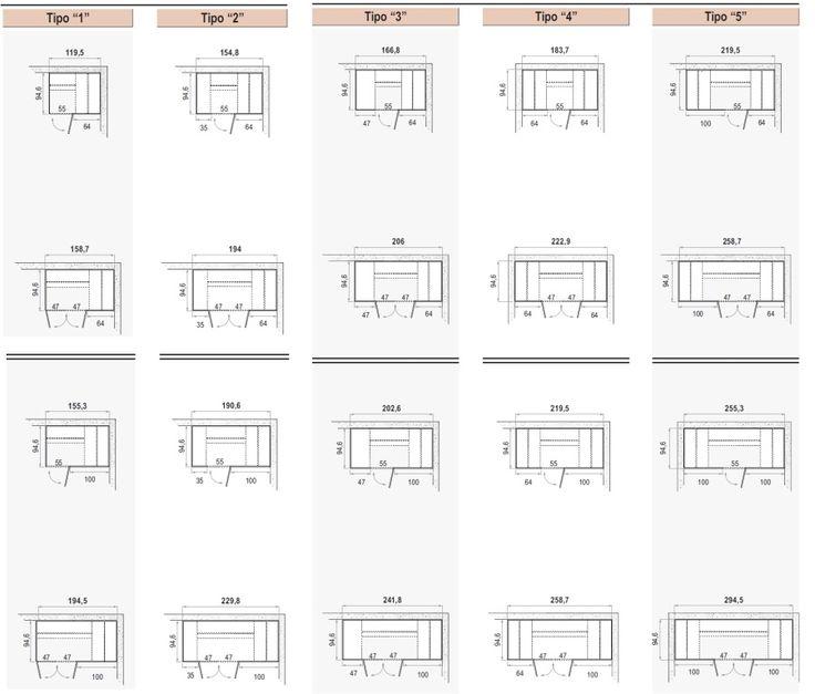 Oltre 25 fantastiche idee su armadio angolare su pinterest - Cabina armadio angolare misure ...