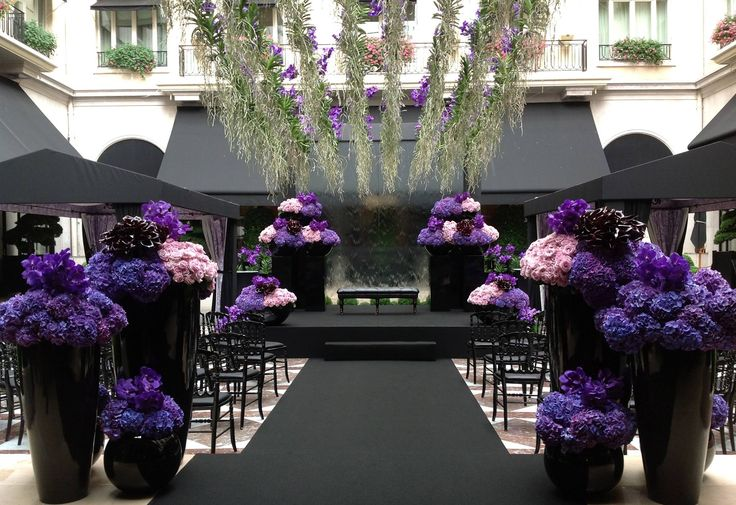 Emejing Lavender And Black Wedding Contemporary - Styles & Ideas ...
