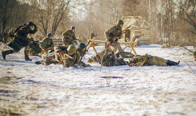 Великая Отечественная война: битва за Воронеж