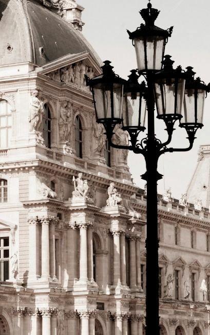 Paris ~ Le Louvre