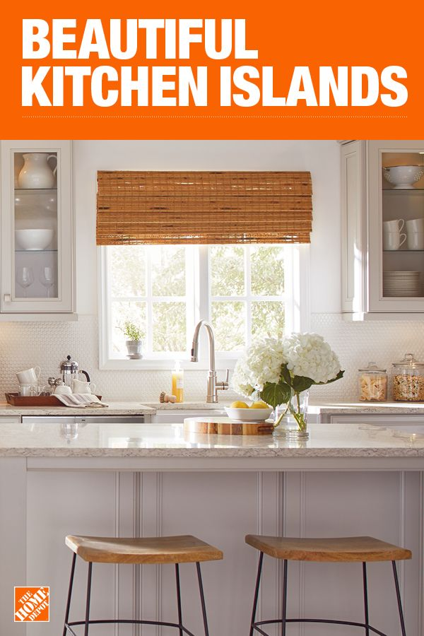The Home Depot Has Everything You Need For Your Home Improvement Projects Click To Learn More And Shop Availa Kitchen Remodel Kitchen Decor Beautiful Kitchens