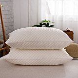 Review for Pillows for Sleeping, FabricMCC Bed Pillow for Side Sleeper, Set of 2 Neck Pillo... - Faith Smith  - Blog Booster