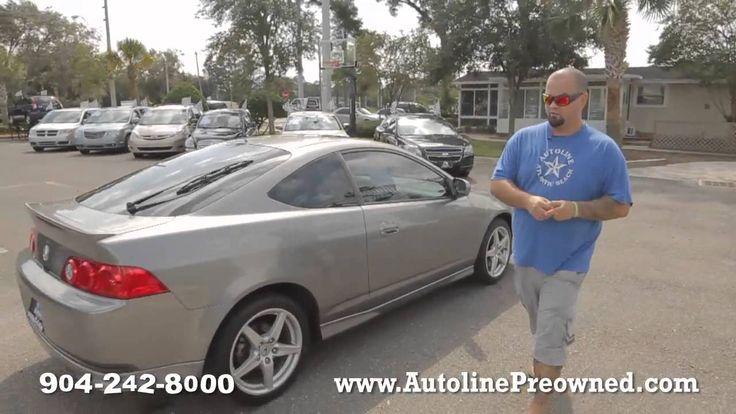 Autolines 2006 Acura RSX Type SWalk Around Review Test Drive
