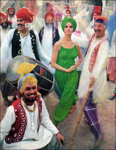 Voyage to India, 1966