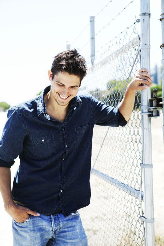 Sean Faris... most amazing and contagious smile I've ever seen...