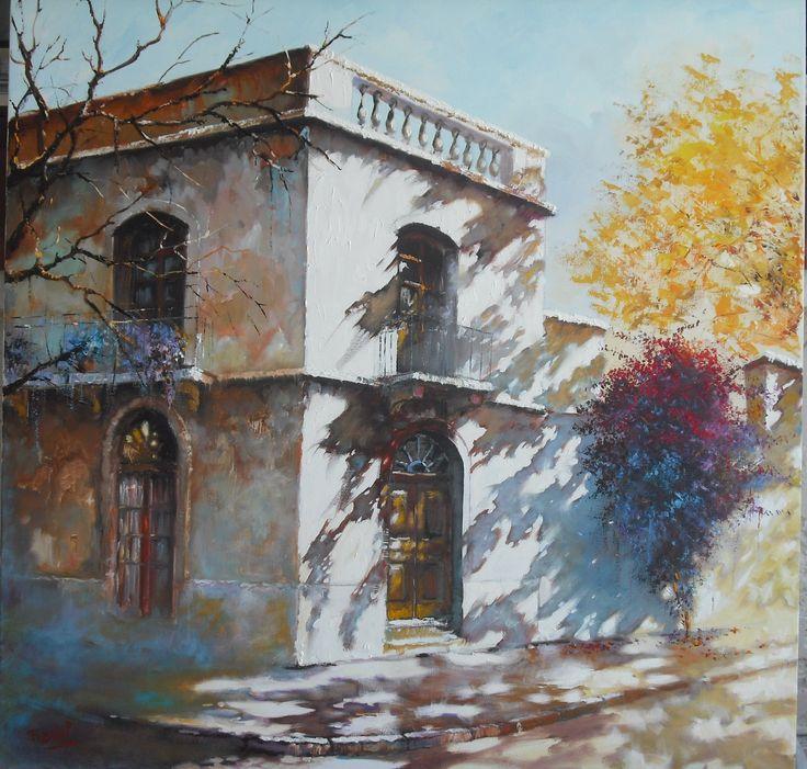 Casa en Colonia la Paz...por Hugo Rossi