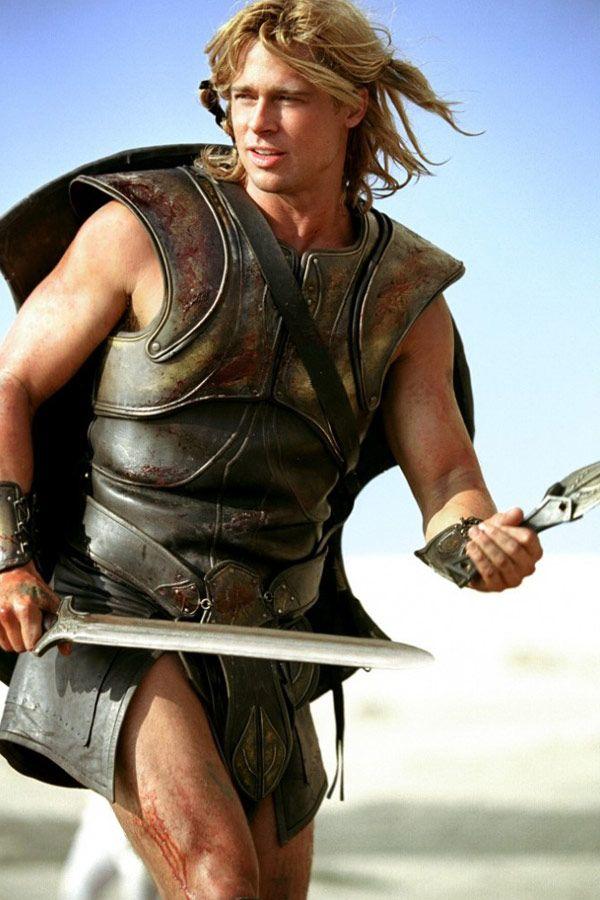Achilles - heros i bohater wojny trojańskiej [wódz Myrmidonów]