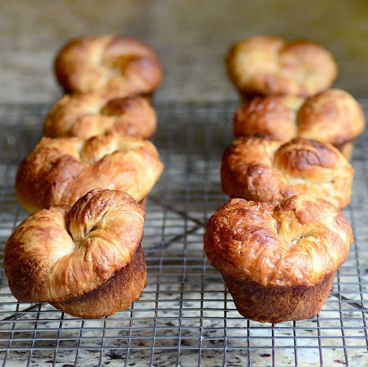 Savoring Time in the Kitchen: Morning Bun Cruffins and Spring Has Sprung!