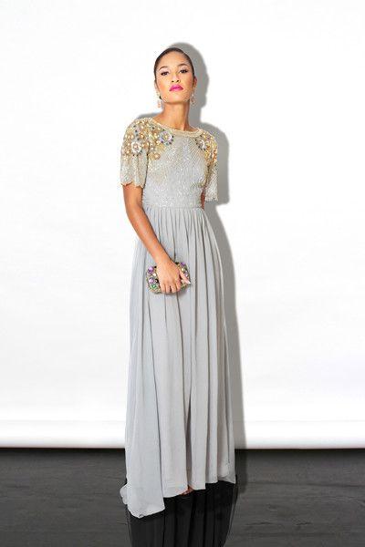 So beautiful and elegant. Raina Silver, Virgos Lounge