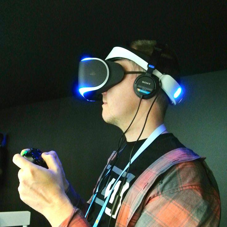 VR-Brillen: #Sony #Morpheus und #Oculus #Rift 2 im Vergleich