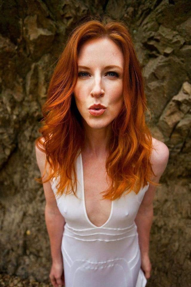 Ginger Gene Discovered That Keeps Redheads Looking Young
