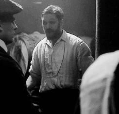 GIF: Tommy as Alfie Solomons - Peaky Blinders (TV Series 2013-) / TH0081