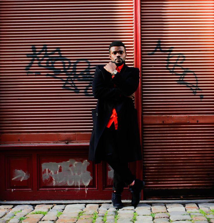 #style #fashion #trench coat #europe #prague #ghanaian #blogger
