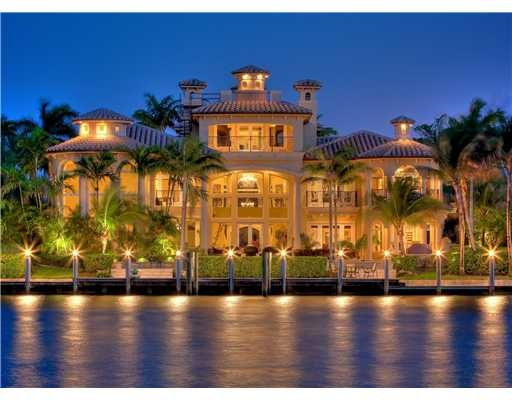 Best Fort Lauderdale Homes Luxury Properties Images On - Before and after from a mediterranean house fort lauderdale